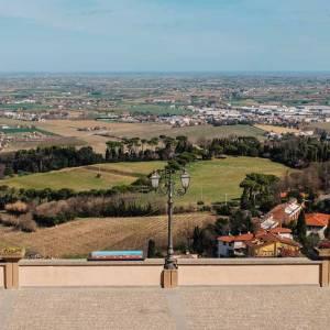 Hotel Panorama Bertinoro vista panoramica